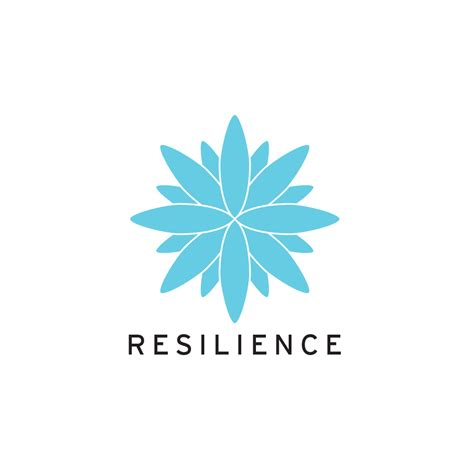 resilience logo design peter sid