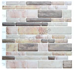 Peel And Stick Wall Tile Save 57 Crystiles 174 Peel And Stick Self Adhesive Vinyl