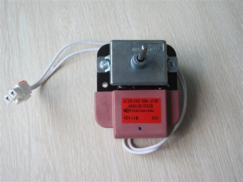 Fan Motor Ac Sharp lg original shaded pole fan induction motor 4680jb1023b