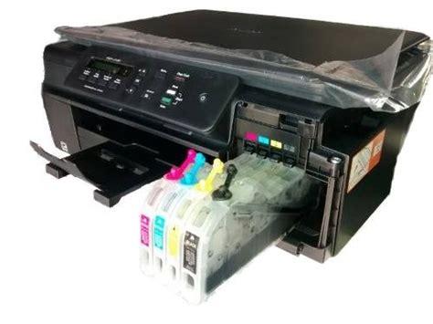 reset impresora brother j100 multifuncional brother dcp j100 c sistema de tinta