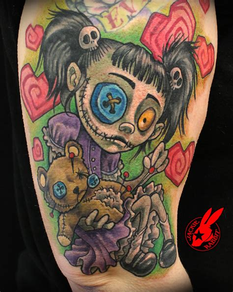 zombie tattoo gun voodoo tattoo voodoo dolls voodoo and voodoo tattoo