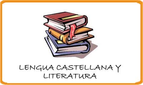 lengua castellana y literatura lengua castellana y literatura ies jos 233 conde garc 237 a almansa albacete