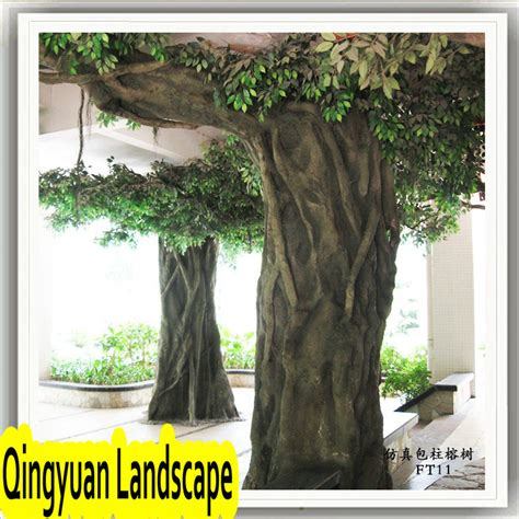 indoor artificial banyan tree large artificial decorative