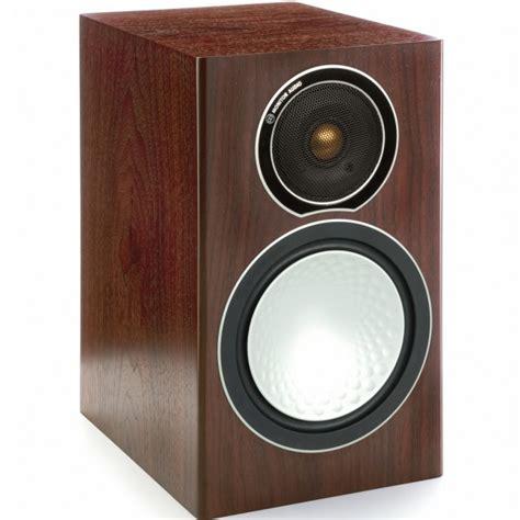diffusori da libreria monitor audio silver 1 walnut coppia diffusori da