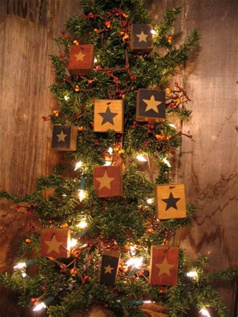 homespun woodland christmas tree 17 best images about homespun on trees trees and primitive santa
