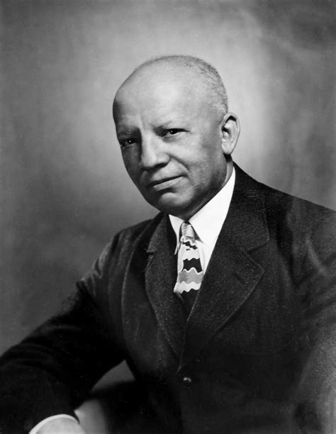 The Man Behind Black History Month - HISTORY