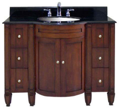 astor deco single vanity