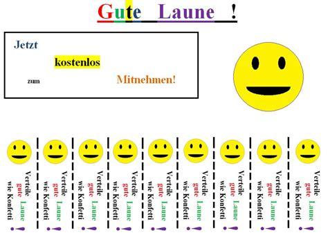 Bilder Gute Laune by Gute Laune Zettel I Laufend Dankbar Sein