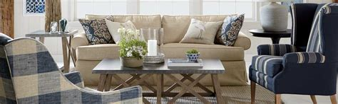Livingroom Sectionals by Shop Sofas And Loveseats Leather Couch Ethan Allen