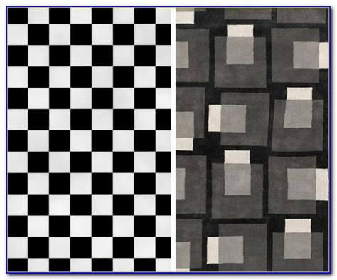 black and white plaid runner black and white checkered rug runner rugs home design