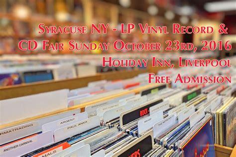 Syracuse Records Syracuse Ny Lp Vinyl Record And Cd Fair Sunday