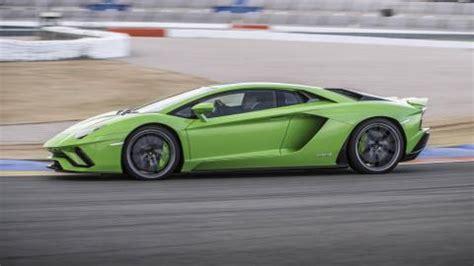 Lamborghini Running Costs Lamborghini Aventador S Top Gear