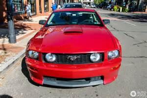 Gt California Ford Mustang Gt California Special 6 October 2016