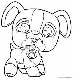 coloring pages littlest pet shop 2 printable coloring pages