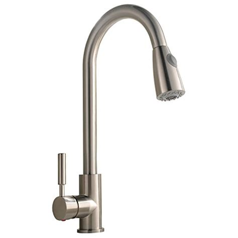 best stainless steel kitchen faucets top stainless steel kitchen faucets