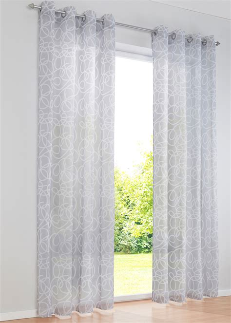 bonprix gardinen gardinen deko 194 bonprix vorh 195 nge grau - Vorhänge Deko