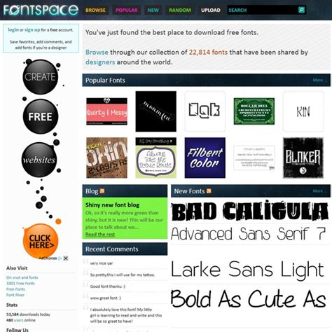 best websites for free fonts 20 websites to find the best free fonts creative nerds