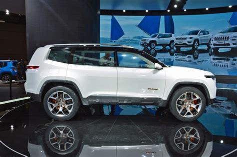 Jeep Hybrid Suv Jeep Yuntu Concept For Shanghai May In Hybrid