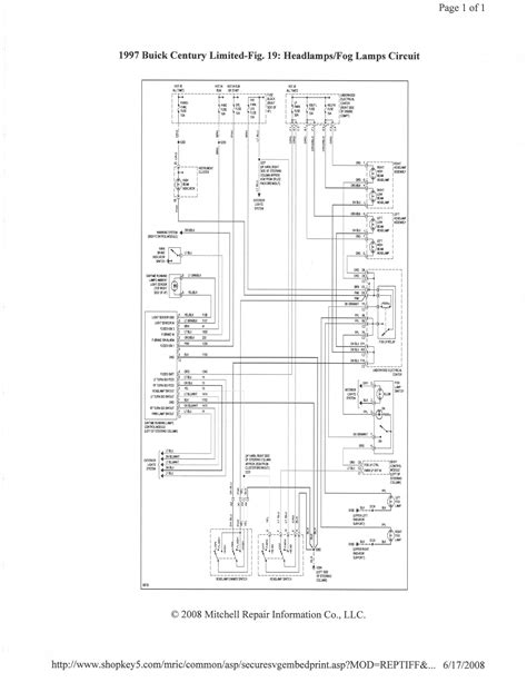1997 buick century wiring diagram 2008 buick enclave