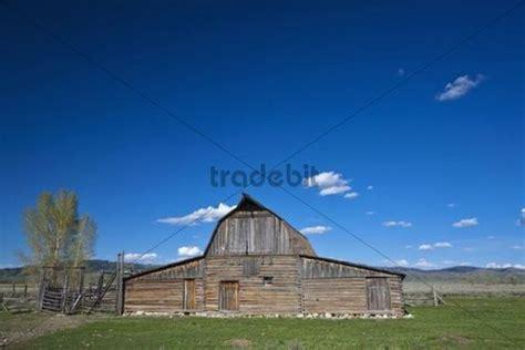 scheune usa mormone barn alte scheune grand teton nationalpark