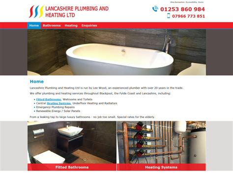 Plumbing Supplies Central Coast by Baddersweb Website Design By Easierthan Badminton