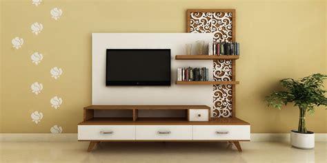 tv unit design ideas photos modern ethnic tv unit with jaali design by intart