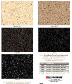 rust oleum countertop transformation kit msg recd from