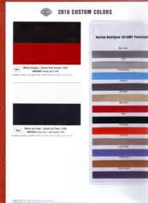 harley davidson paint colors harley davidson paint color chart chart harley davidson