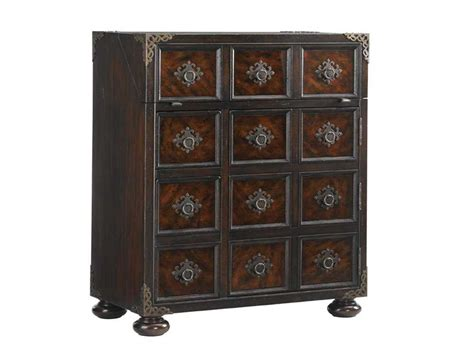Bahama Island Traditions Churchill Bar Cabinet 01