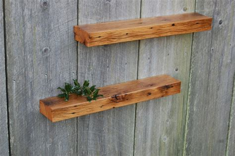 vintage oak shelves rustic display and wall shelves