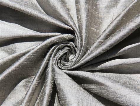 dupioni silk drapery fabric pewter 100 dupioni silk fabric wholesale roll bolt