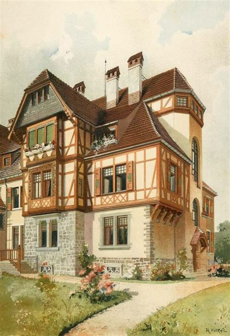 25 Best Ideas About German Architecture On Pinterest In German Style Cottage House Plans