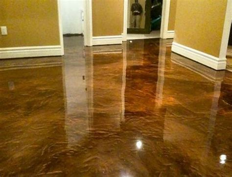 Epoxy Garage Floor Coating Reviews by Durable And Great Epoxy Basement Floor Idea Jeffsbakery