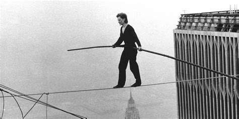 Notre Dame Office Chair by Philippe Petit Walked Across Twin Towers 41 Years Ago