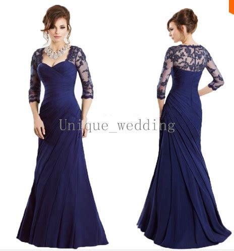 vestidos tres cuartos vestidos de noche tres cuartos