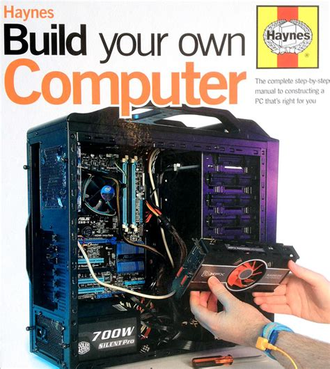 haynes build your own computer book review the register