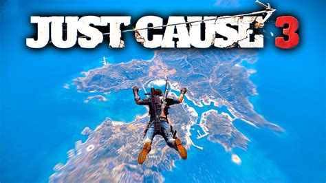 just cause 3 map size just cause 3 s sky fortress dlc and new features