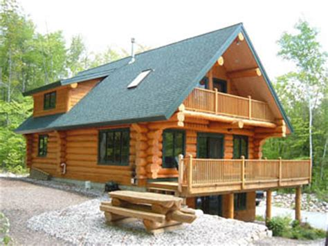 Small Log Home Kits Canada Log Home Pictures Cabin Photos