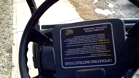 columbia par car golf cart youtube