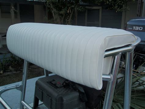 aftermarket boat cushions shallow sport leaning post bb upholstery