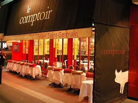 Yves Camdeborde Le Comptoir Menu by Le Comptoir Du Relais Restaurants In Od 233 On