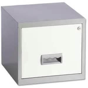 henry filing cabinet steel lockable 1 drawer a4