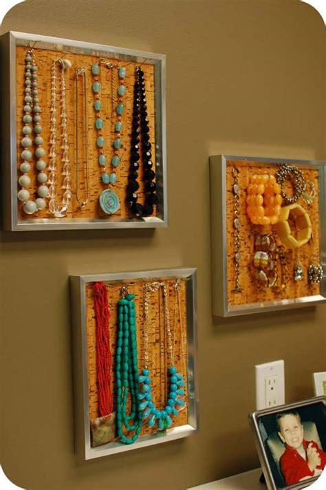 coolest hanger ideas   jewelry storage