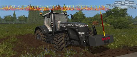Ls For by Mx Weight 2500kg For Ls 17 Farming Simulator 2017 Mod