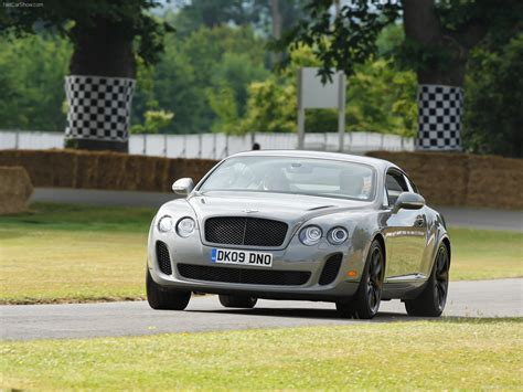 bentley sports car rear bentley continental supersports rear angle 2010