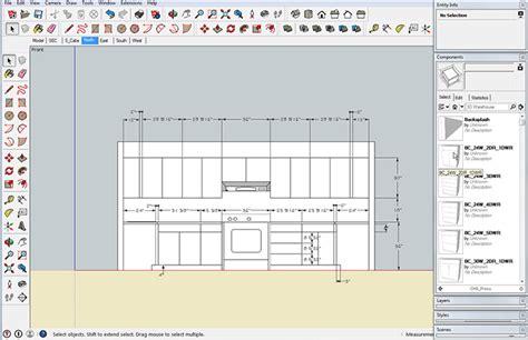 google sketchup cabinet tutorial mf cabinets google sketchup tutorial cabinets cabinets matttroy
