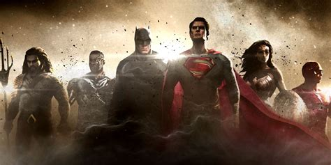 justice league 33 things we learned on the set of justice league