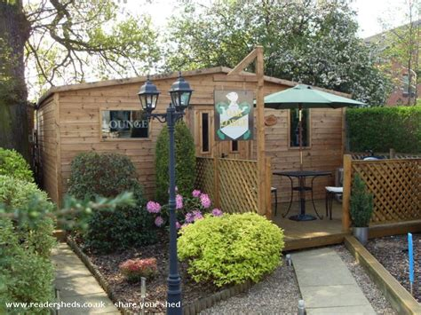 Chesterfield Sheds by Oak Lodge Pub Entertainment From Chesterfield Owned By