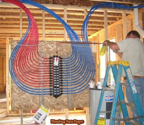 how to thaw frozen pex plumbing water lines plumbing