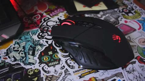 Mouse Gaming Bloody V8 a4tech bloody v7 gaming mouse review